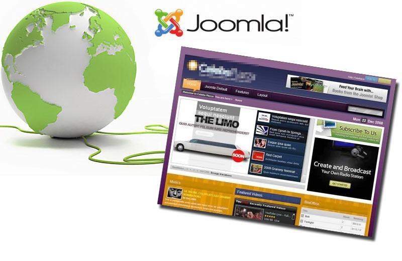Φτιάξε και εσύ το δικό σου site με Joomla - Εύκολα γρήγορα και ανέξοδα!