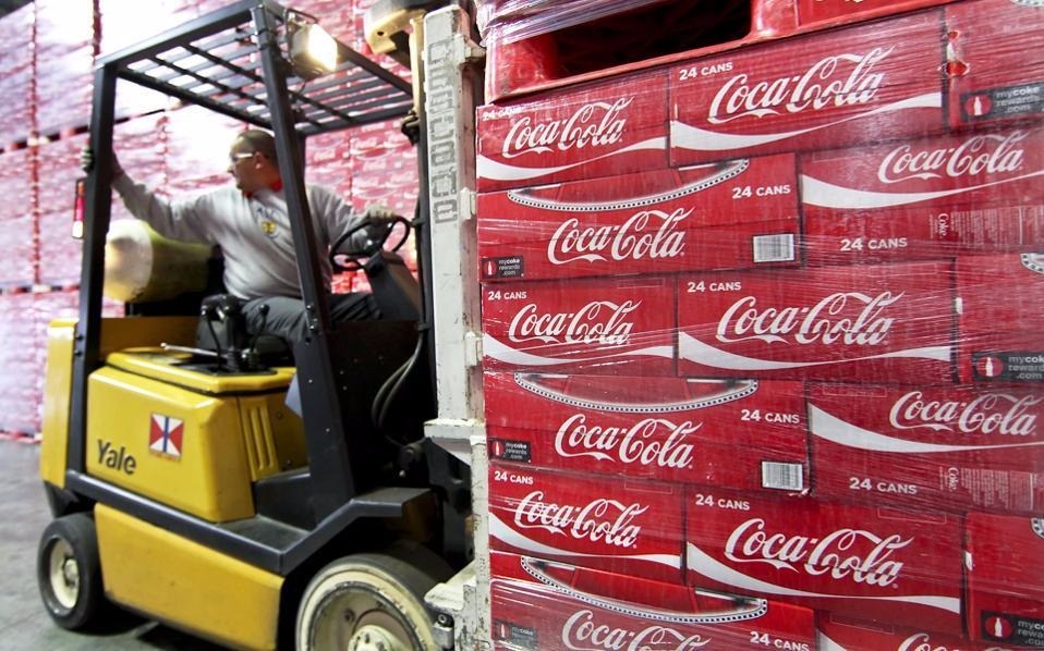 Αύξηση 22,5% της κερδοφορίας  της Coca-Cola HBC το 2016