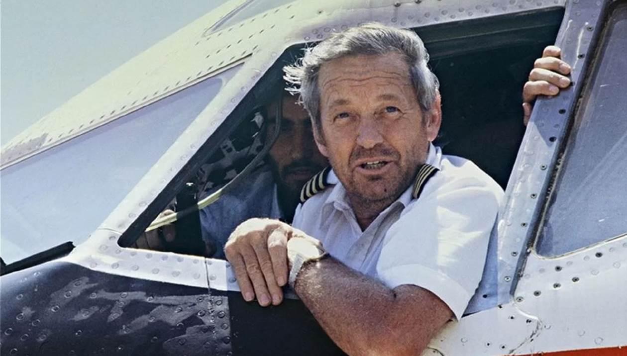 Ο αεροπειρατής πτήσης της TWA συνελήφθη στη Μύκονο, 34 χρόνια μετά