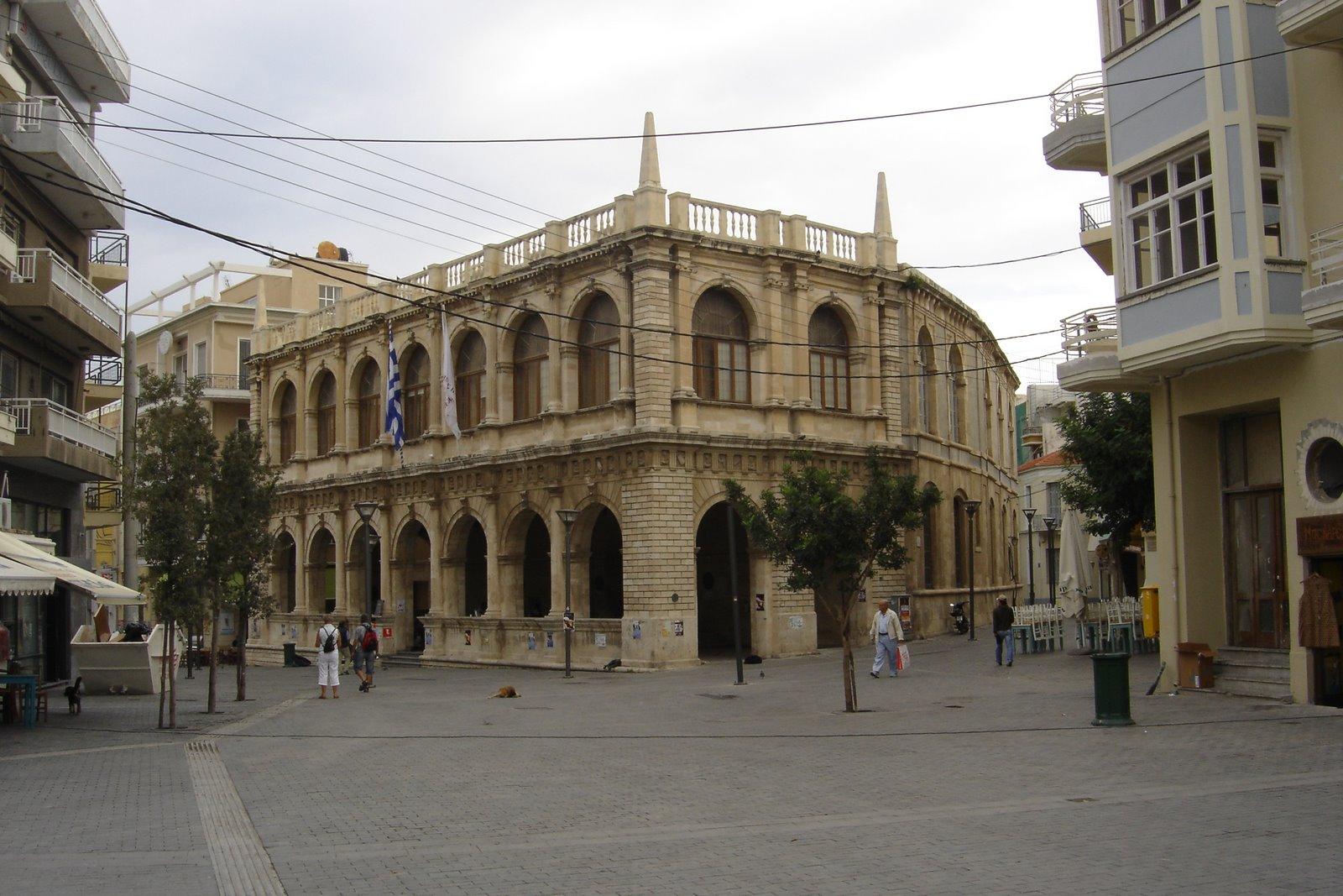1ο Φεστιβάλ Μεσογειακού Κινηματογράφου από τον Δήμο Ηρακλείου