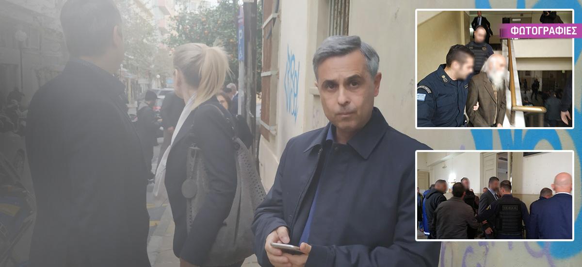 Συνεχίζεται η πολύκροτη δίκη για την απαγωγή του Μιχάλη Λεμπιδάκη
