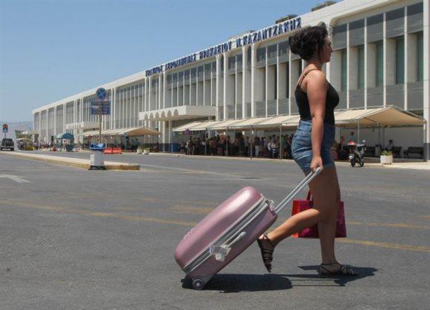 «Aπογείωση» για το νέο Διεθνές Αεροδρόμιο Ηρακλείου- Προχωρεί ο διαγωνισμός έπειτα από 11 αναβολές