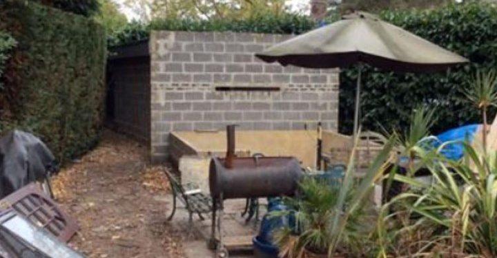 Ζευγάρι κρατούσε άνδρα στο σπιτάκι του κήπου για τέσσερα χρόνια