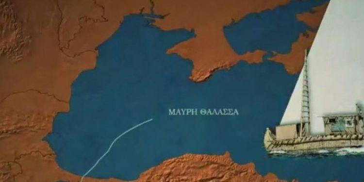 Στα ίχνη του Ηρόδοτου : Πλοίο από καλάμια ταξιδεύει από Μ. Θάλασσα στην Κρήτη