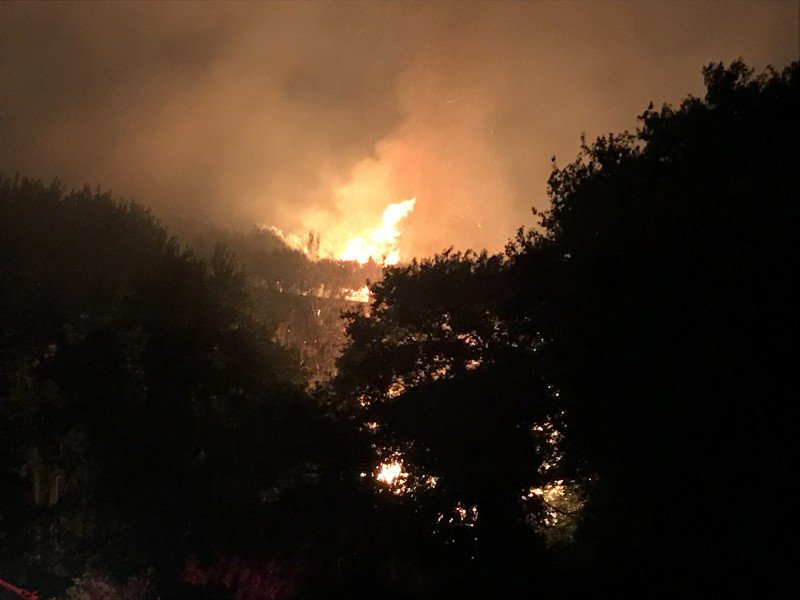 Κρήτη: Δύσκολη η νύχτα για κατοίκους και πυροσβέστες