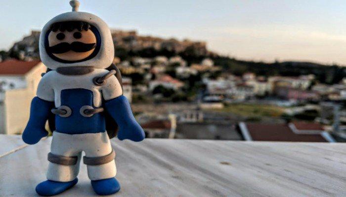 Η Κρήτη κατακτάει το διάστημα με τον πρώτο Κρητικό αστροναύτη!