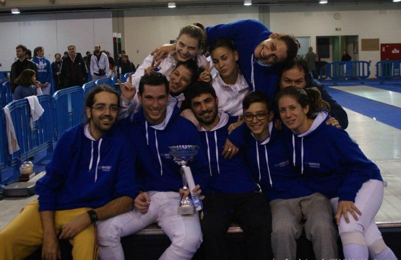 Στο Ηράκλειο το Κύπελλο Ελλάδας Ξιφασκίας! - Διέπρεψαν οι αθλητές του ΑΟ Θησέα (pics)