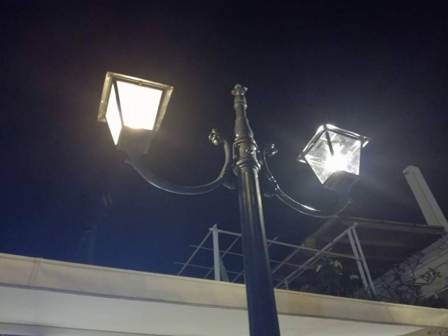 Κρήτη: Ο δρόμος... απέκτησε φως