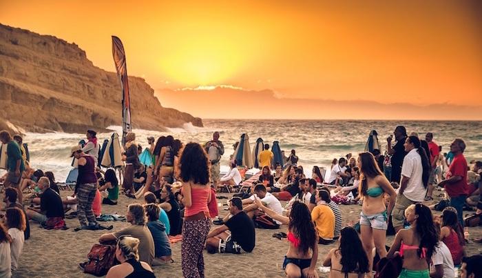 Matala Beach Festival: Σήμερα αρχίζει το μεγαλύτερο φεστιβάλ του καλοκαιριού