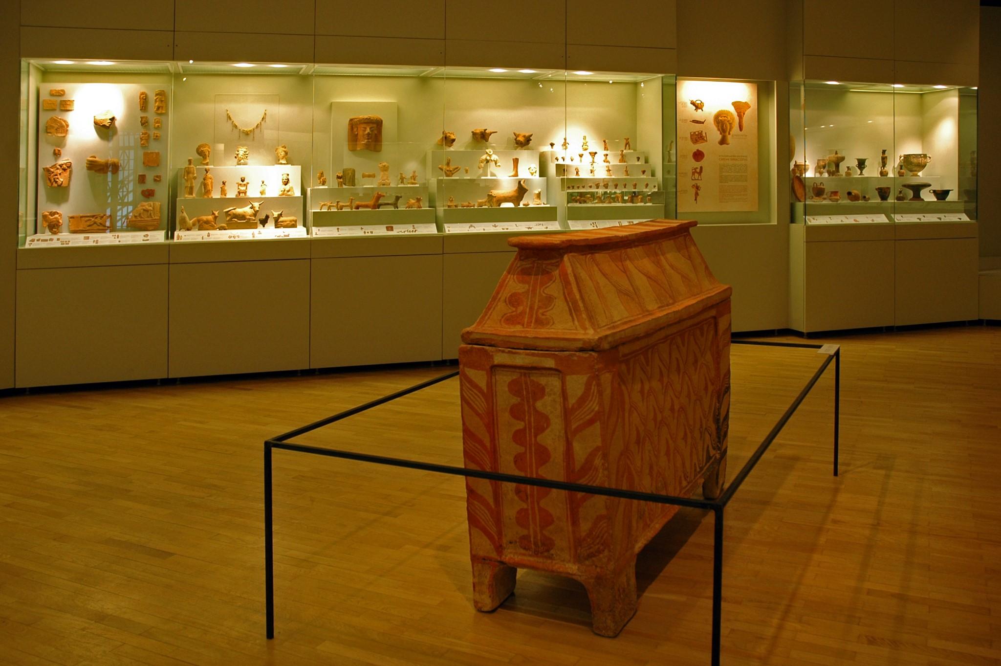 Πρόσκληση για ξενάγηση στην Αρχαιολογική Συλλογή Μαλεβιζίου