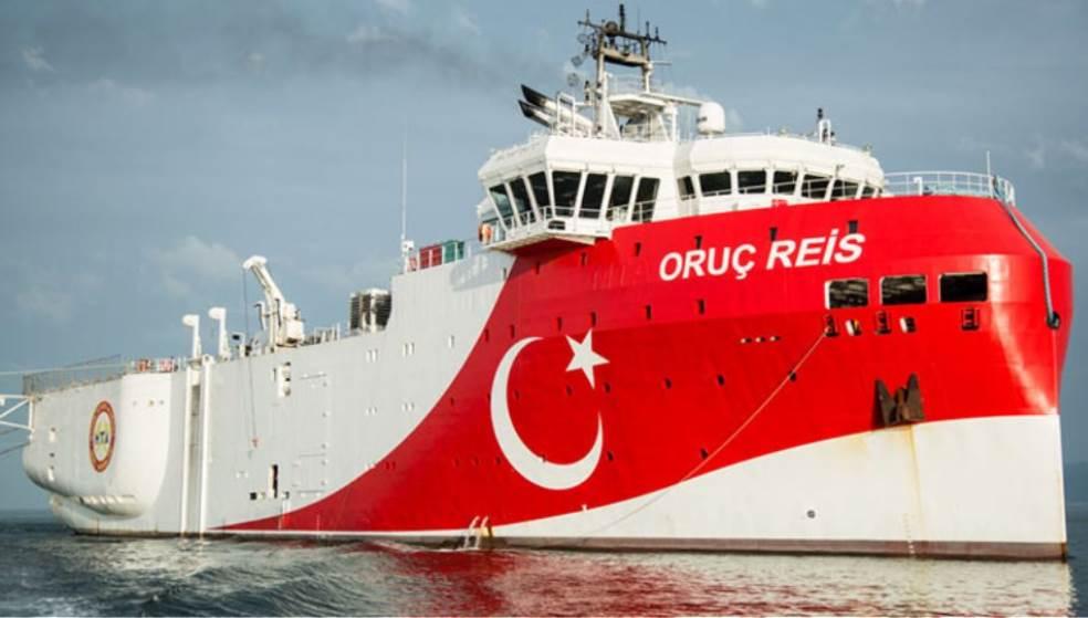 Τουρκικό ερευνητικό εντός της ελληνικής υφαλοκρηπίδας - Πλέει ανάμεσα σε Κρήτη και Κύπρο