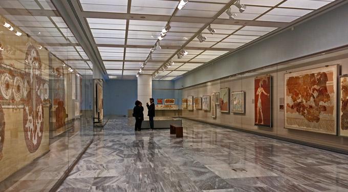 Αύξηση των επισκεπτών φέτος τον Απρίλιο σε Κνωσό, Φαιστό και Αρχαιολογικό Μουσείο