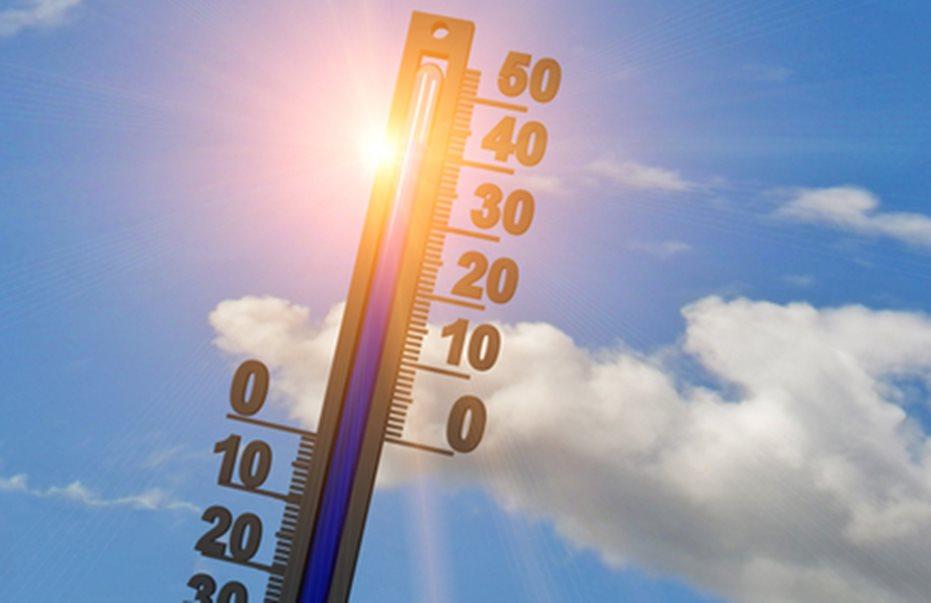Στους 36 βαθμούς θα… σκαρφαλώσει ο υδράργυρος