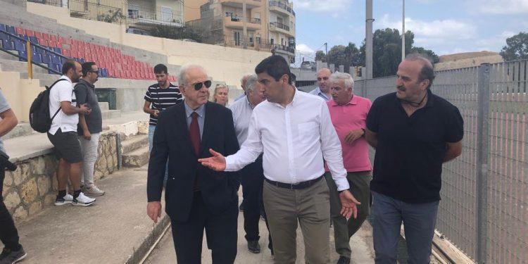 Στόχος το Ηράκλειο να γίνει έδρα των εθνικών ομάδα ποδοσφαίρου και μπάσκετ