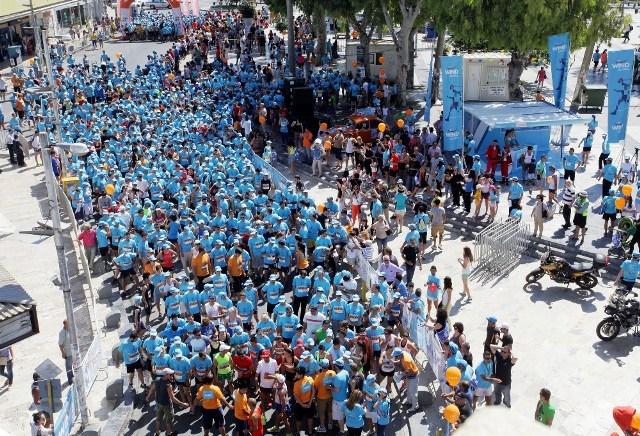Δεκα μερες έμειναν  για τον αγώνα RUN GREECE ΗΡΑΚΛΕΙΟ