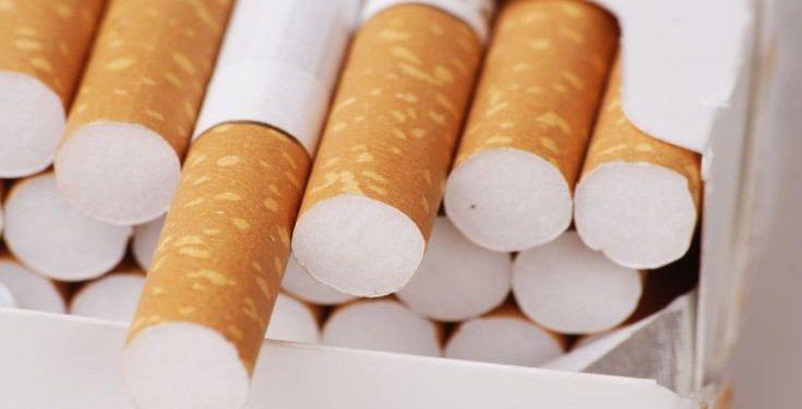 Συνελήφθη με παράνομα πακέτα τσιγάρων