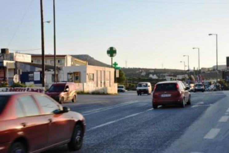 Εθνική οδός: Κυκλοφοριακές αλλαγές στον κόμβο Γουρνών -Από πότε και πόσο θα διαρκέσουν