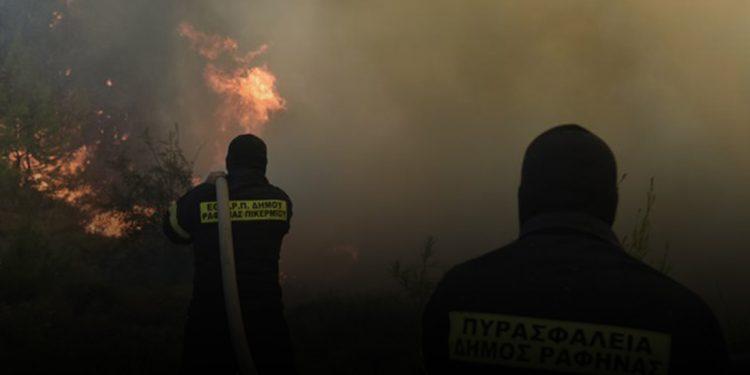 Στο… κίτρινο η ανατολική Κρήτη – Κίνδυνος πυρκαγιάς