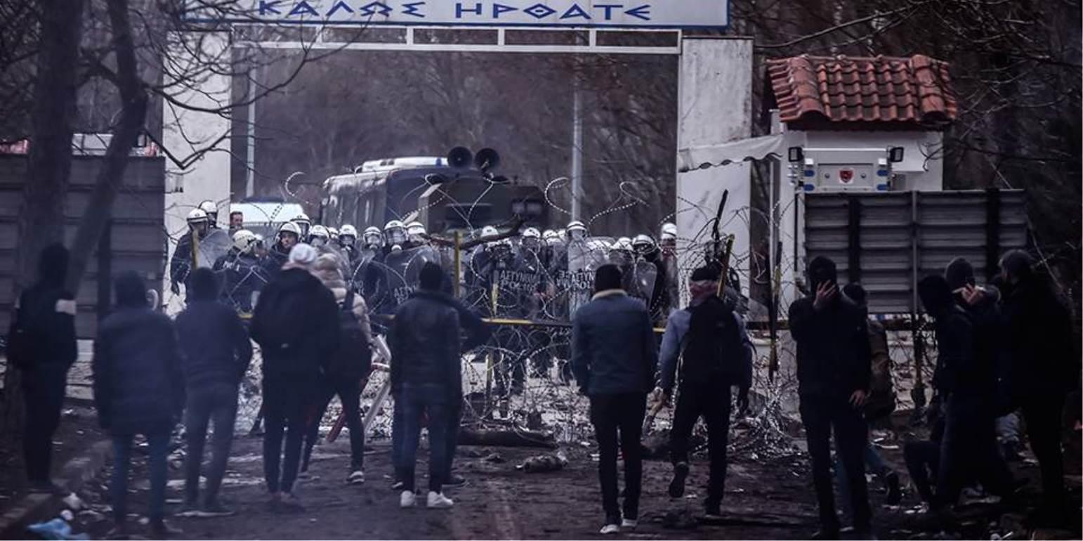 Έβρος:Ενισχύονται οι δυνάμεις-Πέτσας:«Η Ελλάδα άντεξε απέναντι στην απόπειρα παραβίασης των συνόρων της»