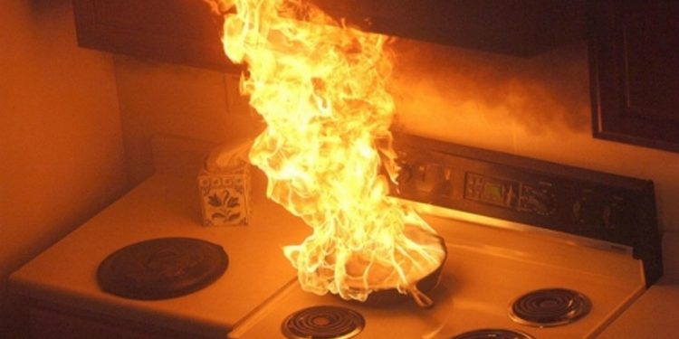 Φωτιά σε διαμέρισμα από…τηγάνι