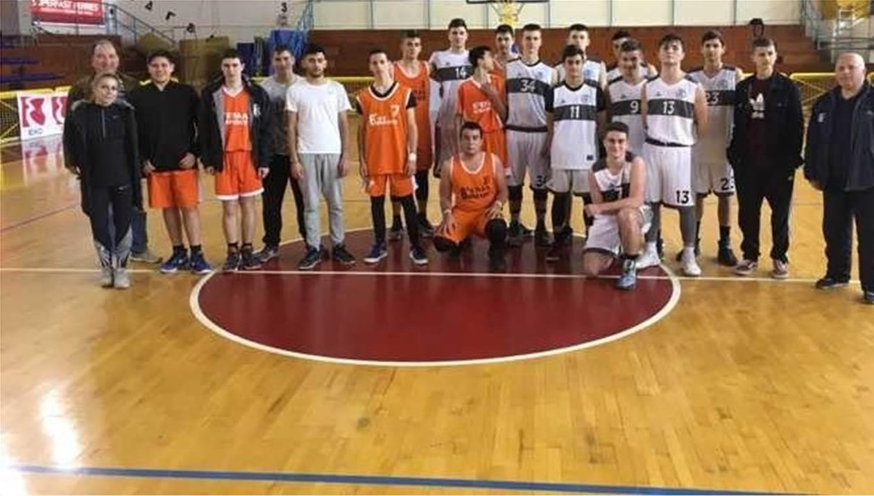 2ο ,3ο ΓΕΛ Ηρακλείου και ΓΕΛ Μαλίων προκρίθηκαν στο σχολικό μπάσκετ