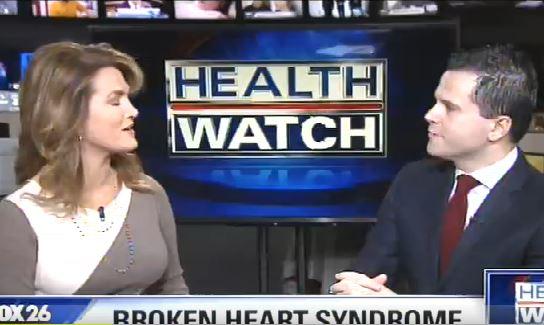 Διαπρέπει στις ΗΠΑ ο Κώστας Χαριτάκης- Μίλησε για το σύνδρομο της «σπασμενης» καρδιάς