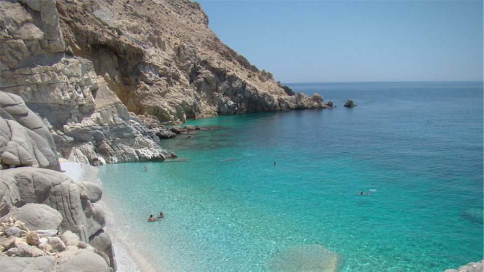 Στις καθαρότερες της Ευρώπης οι ελληνικές παραλίες