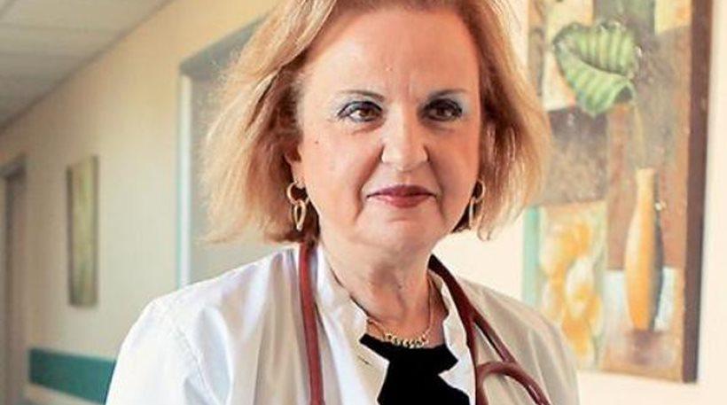 Η Παγώνη στο Ηράκλειο για τις συντάξεις των γιατρών- Τι ειπώθηκε στη συνάντηση