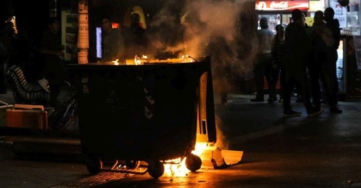 Φωτιές σε κάδους απορριμμάτων από στάχτες τζακιών – Ανακοίνωση του Δήμου Μαλεβιζίου