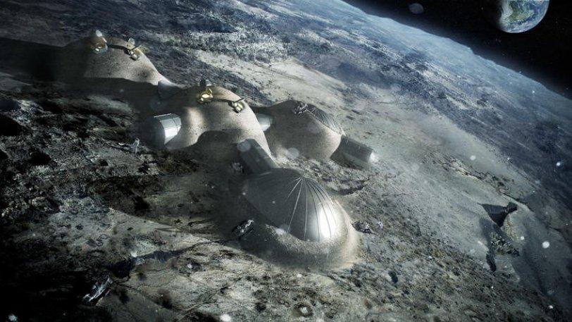 Μέχρι το 2040 η σελήνη θα έχει 100 κατοίκους!
