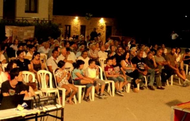Κρήτη: Συγκίνηση σε μια βραδιά αφιερωμένη στον θρυλικό ιερέα - επαναστάτη