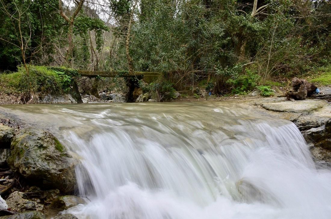 Το οικολογικό έγκλημα της ρύπανσης στο Φαράγγι Βενεράτου συνεχίζεται