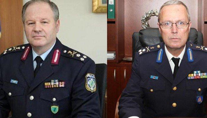 Καρατομήσεις στην ηγεσία Πυροσβεστικής και Αστυνομίας - Οι νέοι αρχηγοί
