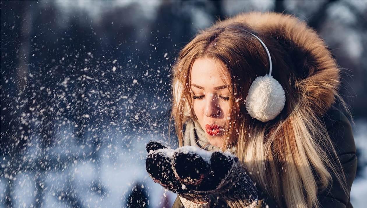 Νέα επιδείνωση του καιρού την Πρωτοχρονιά με χιόνια και βροχές