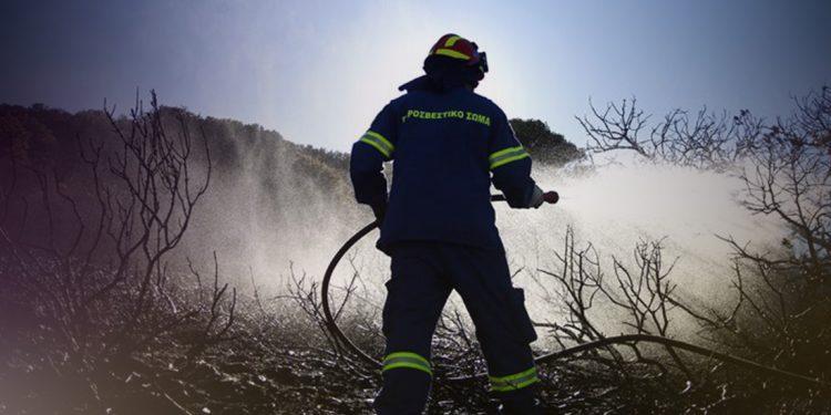 Προσοχή: Στο… κίτρινο όλη η Κρήτη – Υψηλός ο κίνδυνος για πυρκαγιά