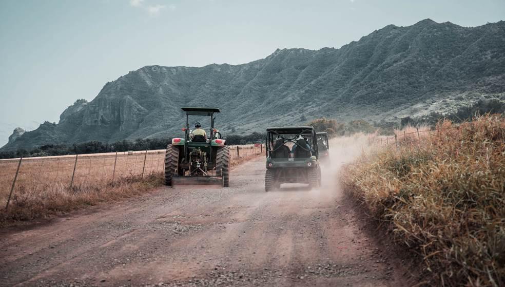Σοβαρό ατύχημα με τρακτέρ - Σε κρίσιμη κατάσταση αγρότης