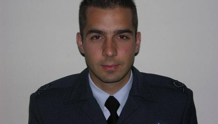 Γιώργος Μπαλταδώρος:Αυτός είναι ο πιλότος του Mirage που έχασε τη ζωή του