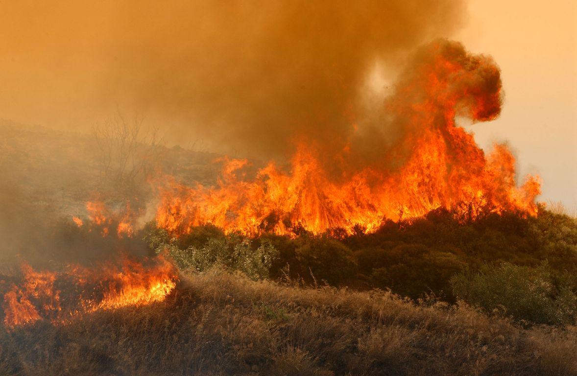 Πυρκαγιές στην Κρήτη: 30.000 στρέμματα έγιναν στάχτη την τελευταία διετία