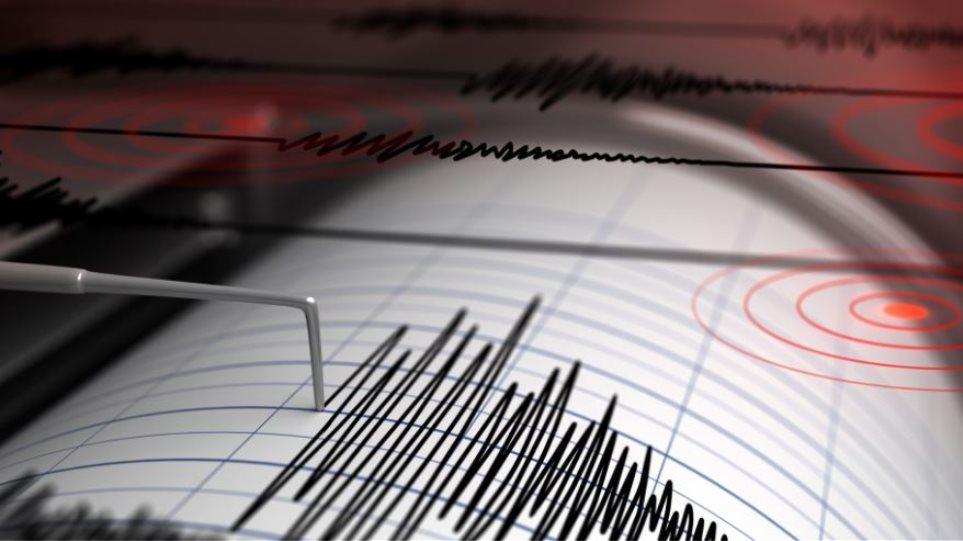 Ισχυρός σεισμός στο Ηράκλειο με το καλημέρα σας