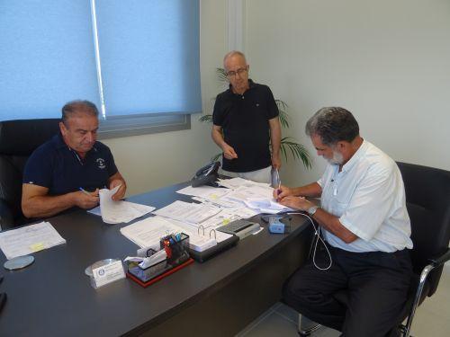 Ξεκινούν οι εργασίες αντικατάστασης αρδευτικής γεώτρησης στην Άνω Βάθεια