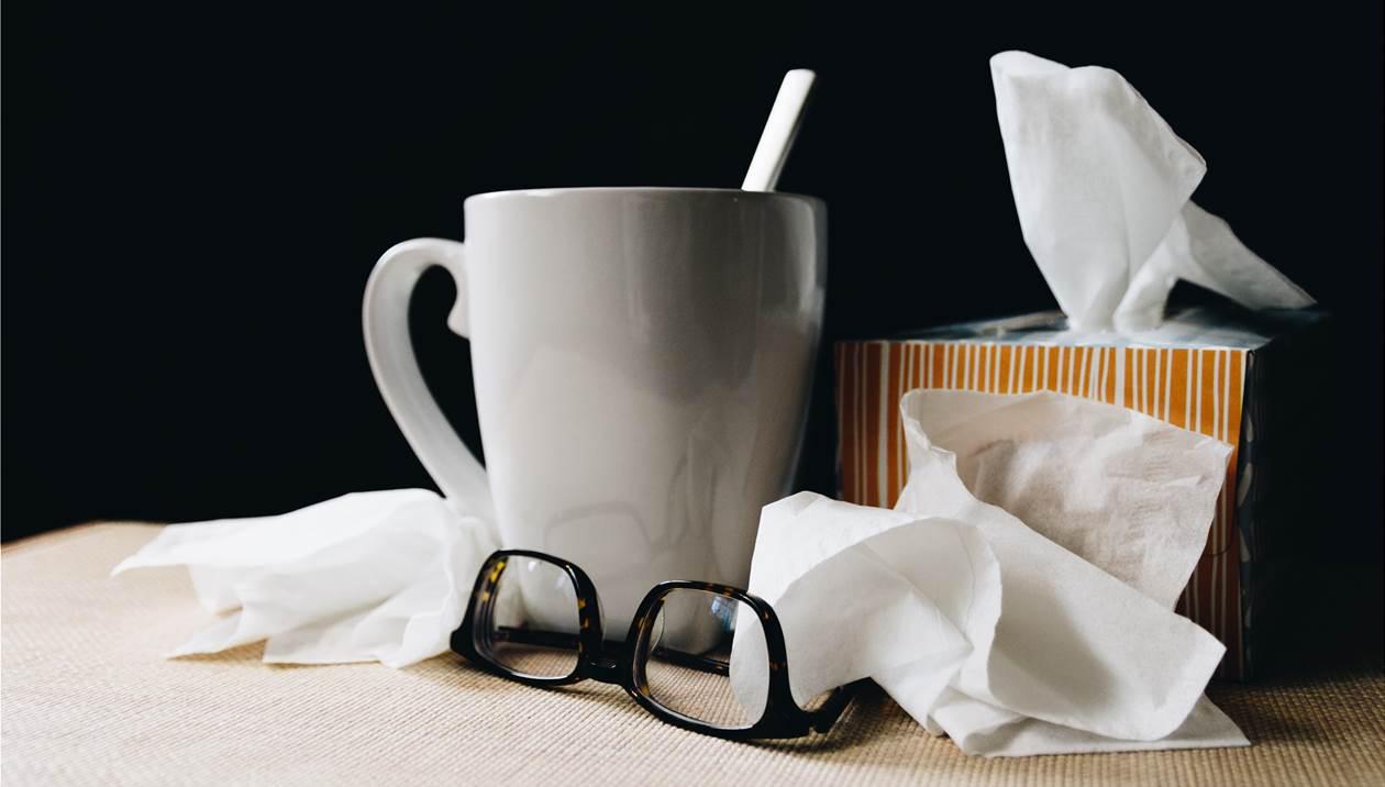 7 tips για να μην κολλήσετε γρίπη