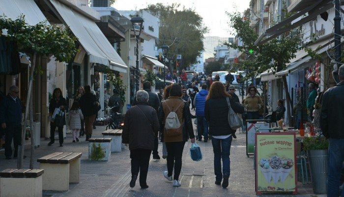 Το εορταστικό ωράριο των καταστημάτων στην Κρήτη για τις επόμενες ημέρες