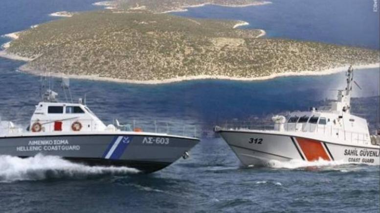Επεισόδιο Ίμια: Τουρκικό πλοίο εμβόλισε σκάφος του Λιμενικού