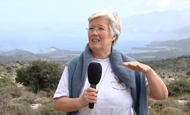 Sabine Beckmann: «Έφυγε» η αρχαιολόγος που λάτρεψε την Κρήτη
