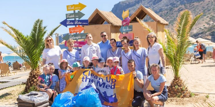 Clean Up The Med – Η πανευρωπαϊκή δράση που έγινε θεσμός στο Φόδελε