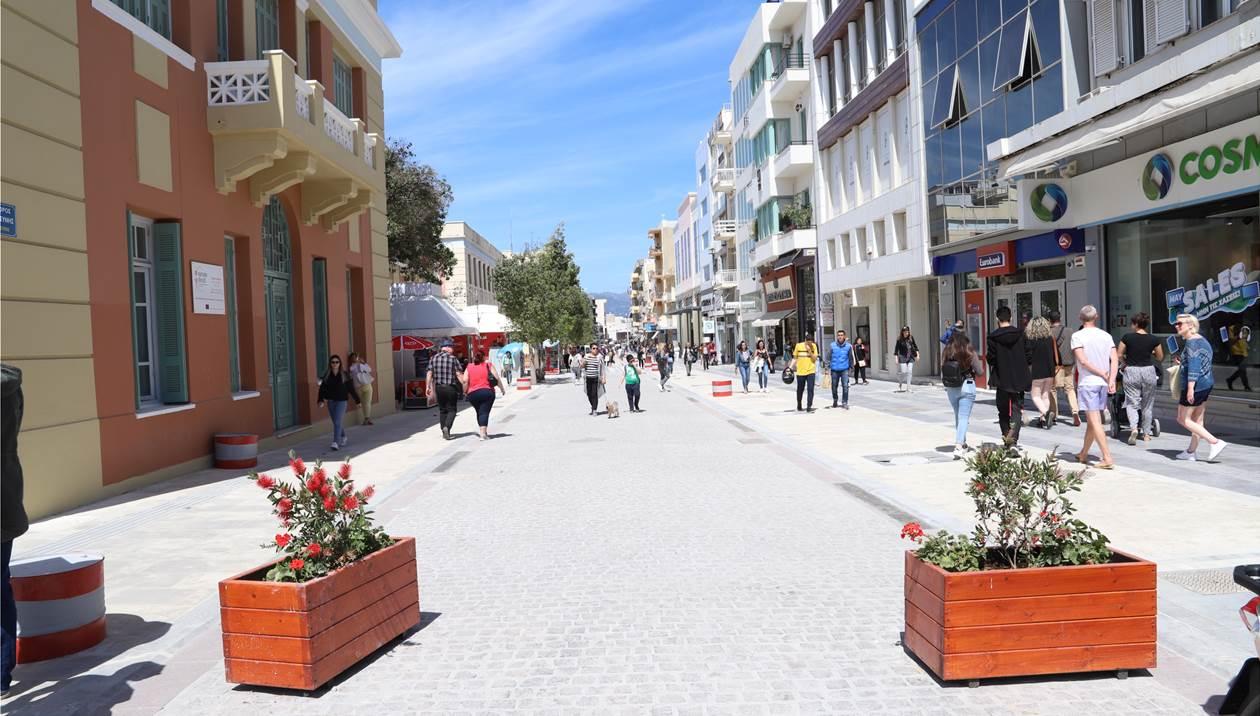 Δημόσια συγγνώμη Αναστασάκη για την καθυστέρηση του έργου ανάπλασης στο κέντρο