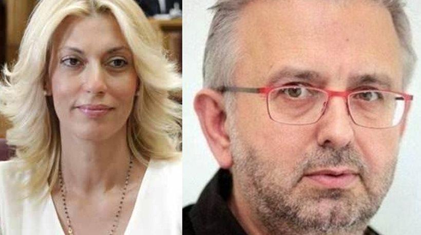 Άννα Καραμανλή: Περιμένω συγγνώμη από τον Δήμο Βερύκιο
