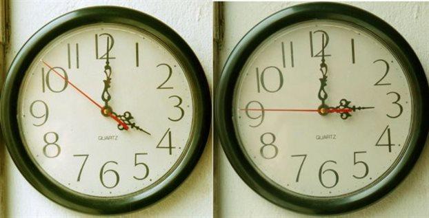 Πότε αλλάζει η ώρα και ερχεται η χειμερινή