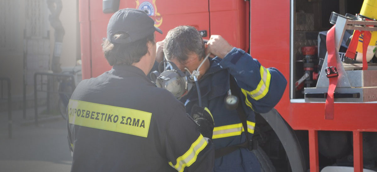 Φωτιά σε αποθήκη οικίας στο Ρέθυμνο