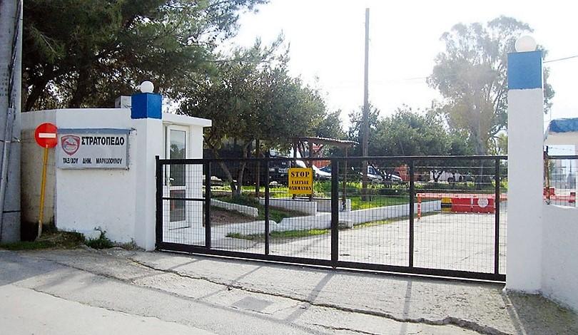 Στη Κρήτη τρεις υπουργοί για το στρατόπεδο Μαρκόπουλου